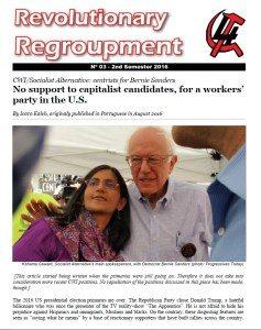 Revolutionary Regroupment No. 3